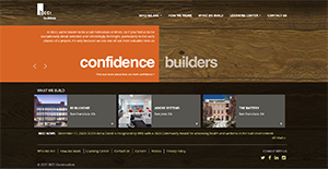 BCCI Builders Website