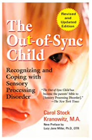 Illustrated book: The Out-of-Sync Child